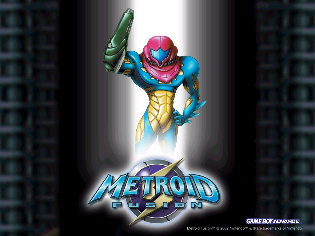 Wallpapers - Metroid