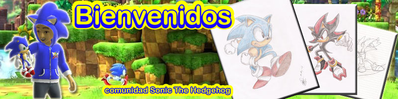 [Off-Topic] Tutorial como dibujar personaje de sonic.