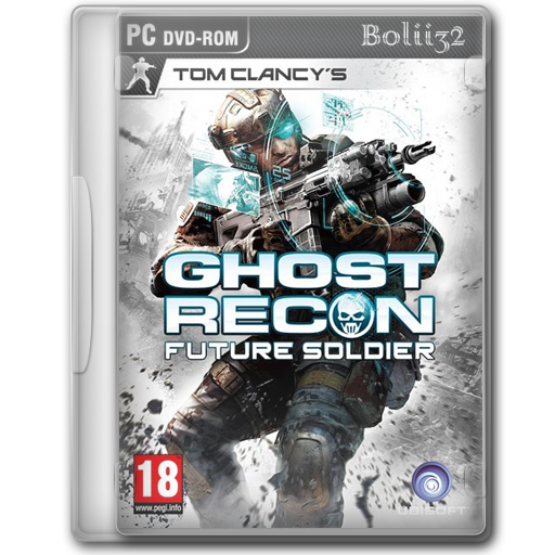 [Mi Subida] Ghost Recon Future Soldier [5GB][Pc][Esp][JF]