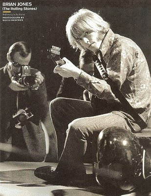 Brian Jones, Fundador The Rolling Stones