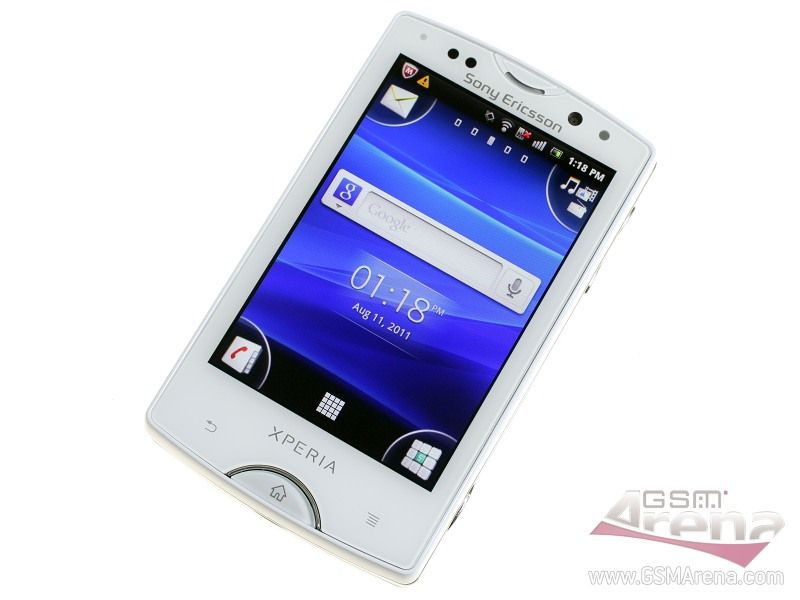 Sony Ericsson Xperia Mini Pro sk17 [Review+imagenes+360°]