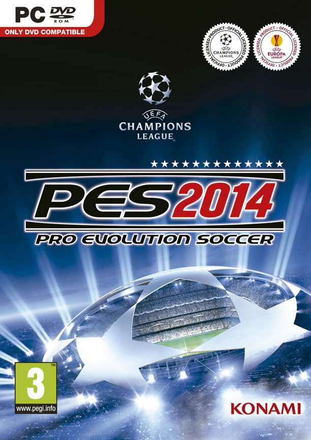 Pro Evolution Soccer 2014 [PC][Full][Voces/Textos Espanol] 1 Link!