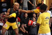 ANDERSON SILVA AFIRMA NO HABER TENIDO IDEA DEL COMPROMISO CON LA UFC.