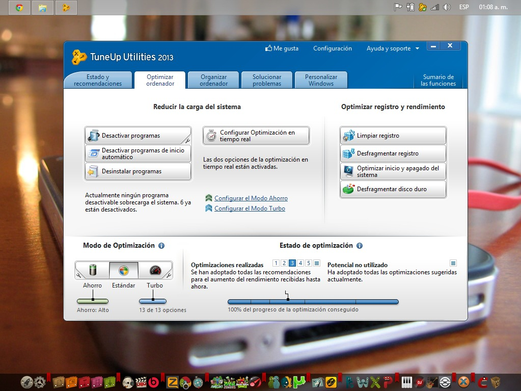 [Megapost] Optimiza tu PC Vieja con Windows 8