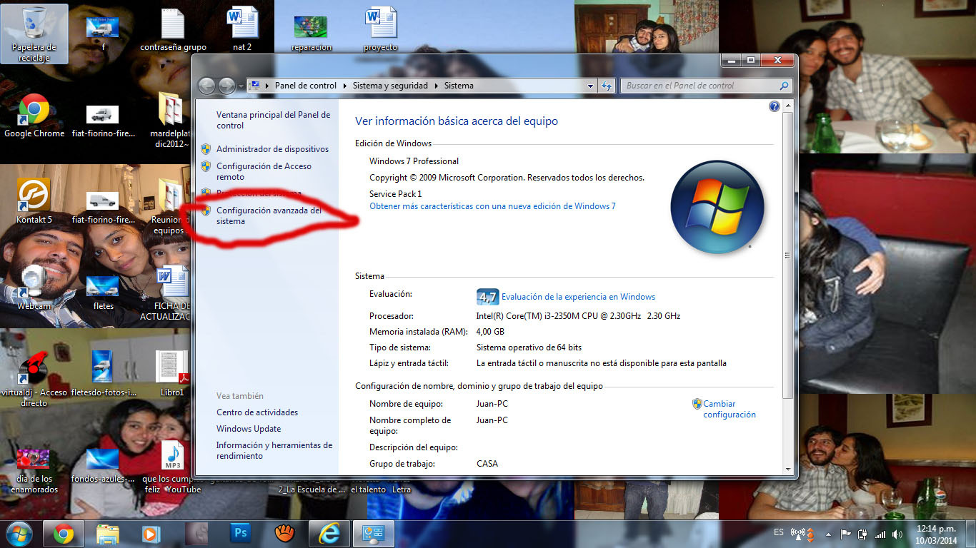 Como descargar drivers que no encuentras para windows  7