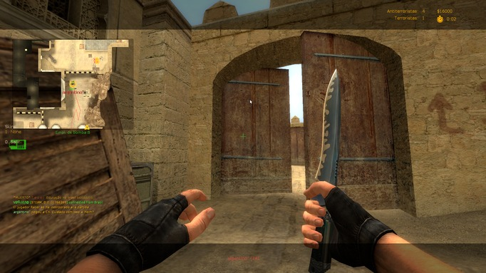Counter-Strike: Source en LInux