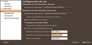 How To: Compartir internet facil con ubuntu