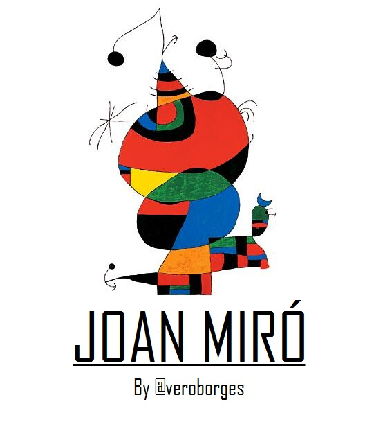 Joan Miró: Surrealismo y Abstracción