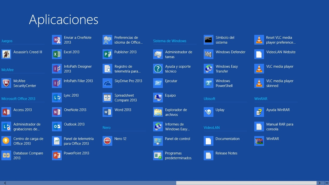 [Megapost]Windows 8 pro y programas [Actualizable]