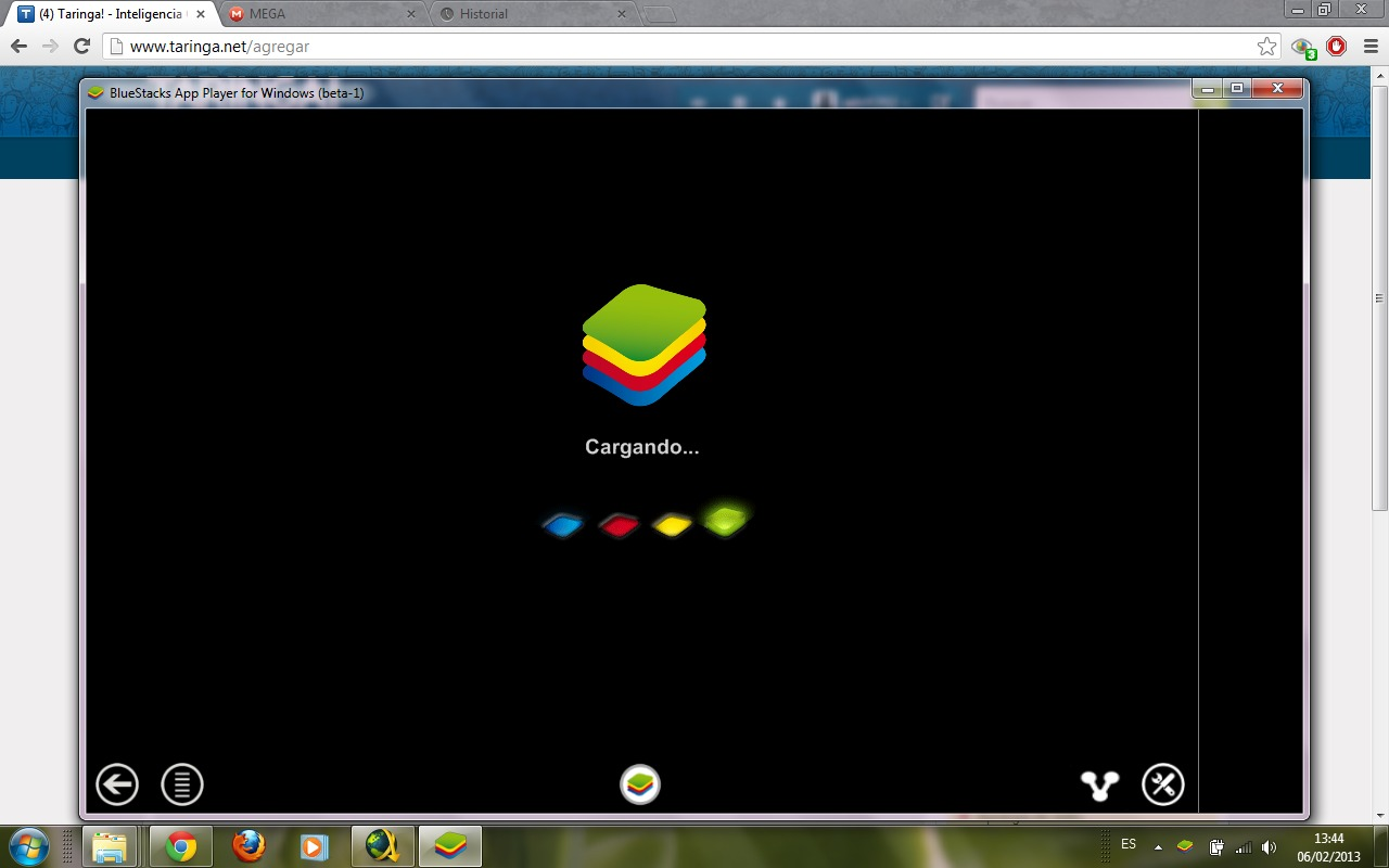 (Aporte)* Emulador de Android - BlueStacks HD