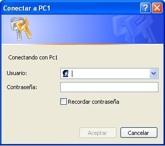 Configurar red entre Windows 7 y Windows XP