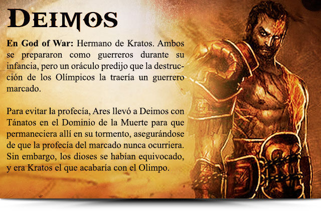The gallery for dioses del olimpo god of war for God of war 3 jardines del olimpo