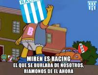 #Argentina #LosSimpson #Boca #River #Racing #Independiente #LosSimpsonYelFutbol