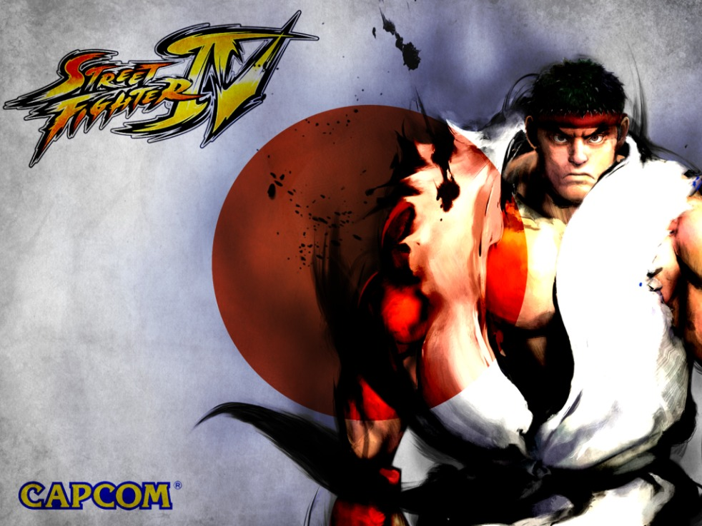 Imagenes de Street Fighter 4 HD