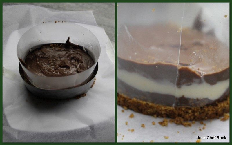 Cheesecake Triple Chocolate y Pasta Frola!
