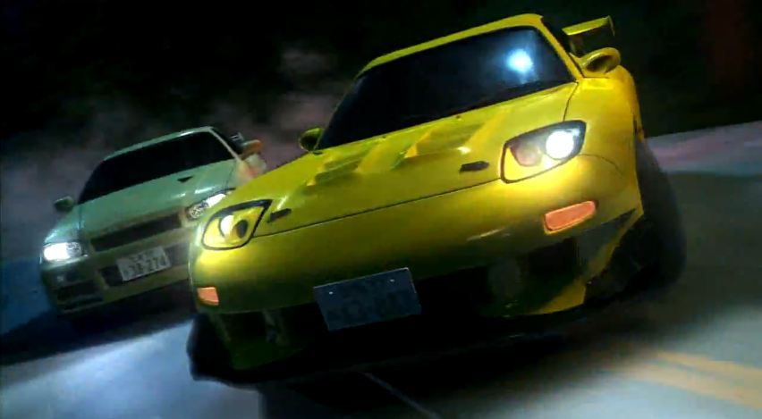 Se acerca Initial D 5th Stage (Imagenes+videos & info!)