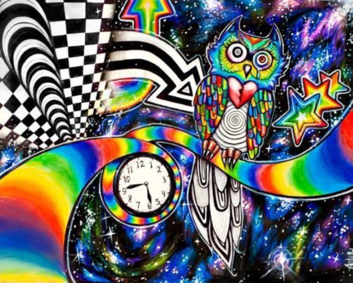 Watch furthermore Dark Cyber ic as well  likewise Asmr Orgasmo Testa besides Psychedelic Art Paint Resin Bruce Riley. on trippy art tutorial