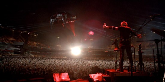 The Wall Live Buenos Aires img2 #MeGUsta #pinkfloyd #Rogerwaters