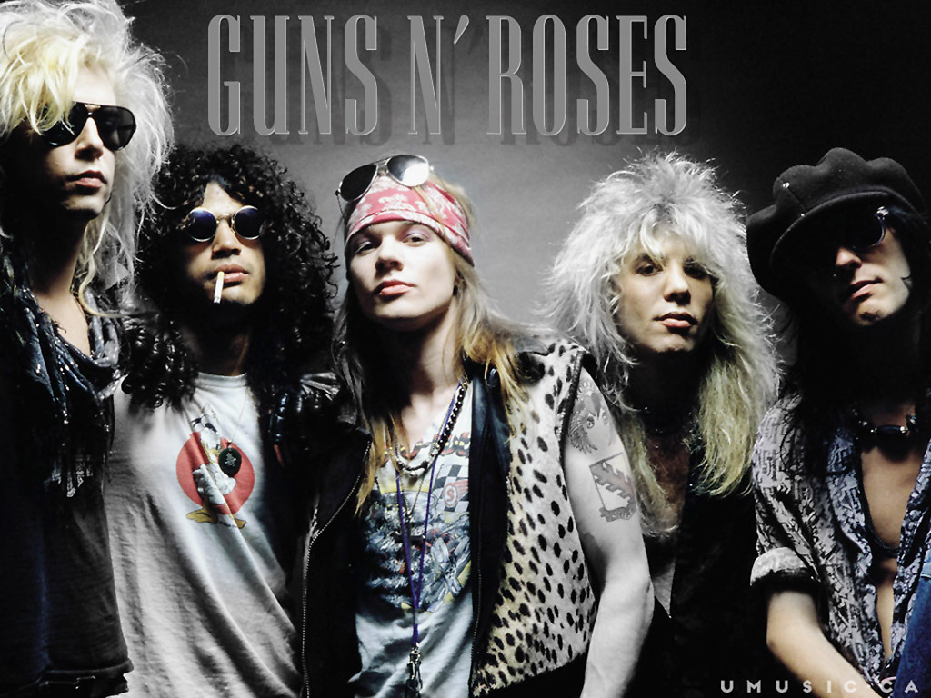 Guns N Roses - Think About You