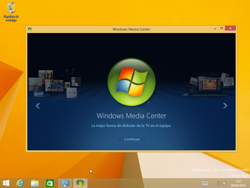 claves para windows 8.1 pro con media center